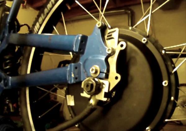 Las bicicletas con motores cúbicos