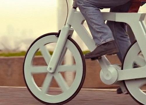 Bicicleta de Cartón, Una bici para todos