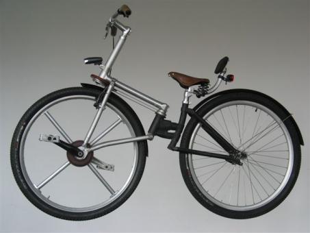 Izzybike - Bicicleta sin pedales