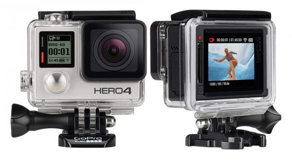 GoPro4 y las mejores cámaras de acción del mercado