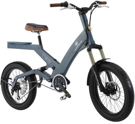 Bicicletas compactas