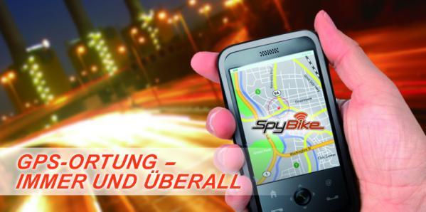 SpyBike GPS