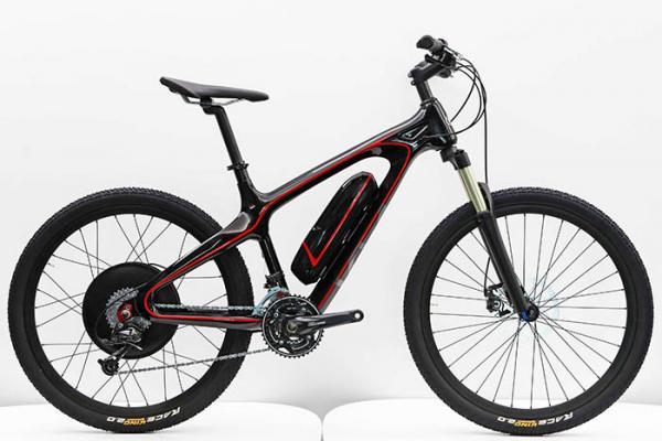 bicicleta eléctrica KIA