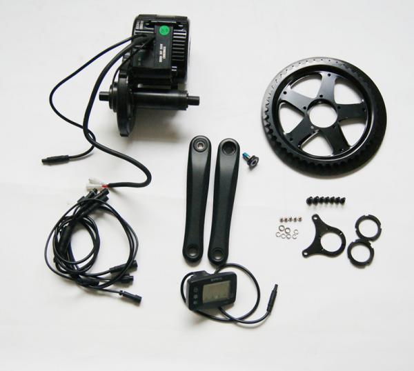 Analisis kit 8Fun Mid-drive 750w