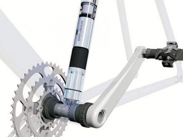 Kit Gruber Assist - Bicicletas dopadas