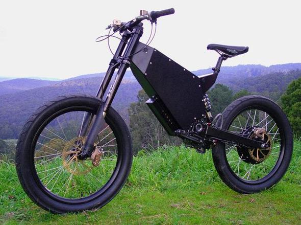 Review Sobre la Bicicleta Eléctrica Stealth Bomber