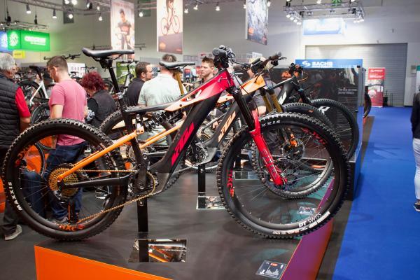 bicicletas eléctricas KTM 2020