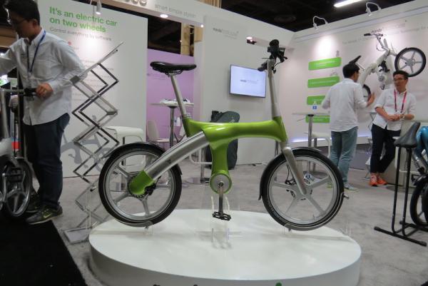 Bicicleta electrica Footloose
