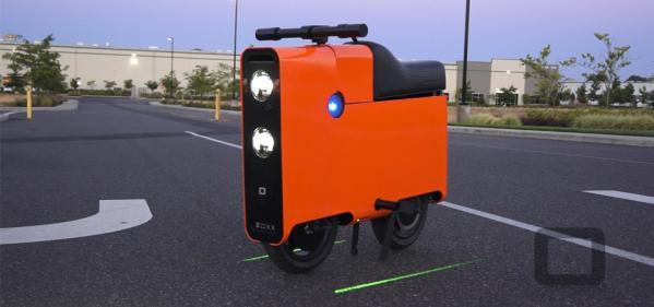 Vehículo eléctrico Boxx