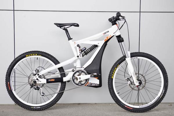 Bicicleta eléctrica KTM Egnition