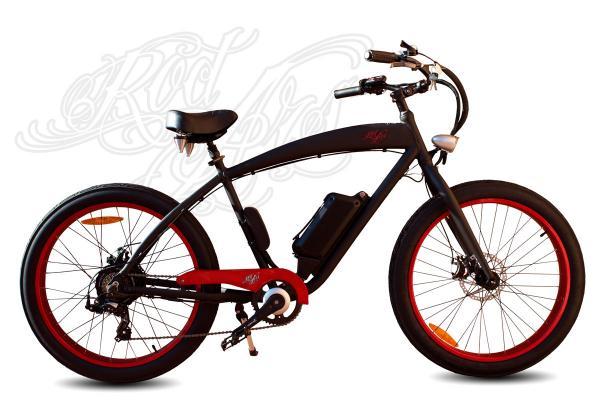 Cruiser fat bike Shelby eléctrica