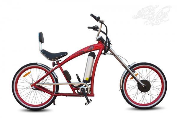 Red Baron Chopper