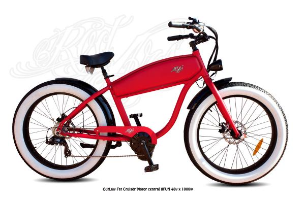 motor central 1000 Watios 8FUN Outlaw