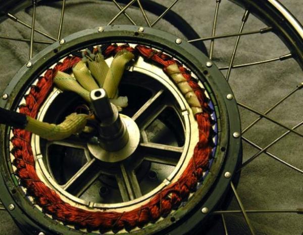 El Cromotor, un gran motor para bicicletas electricas