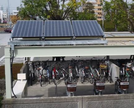 Sanyo llena Tokyo con estaciones de recarga y bicis para elegir