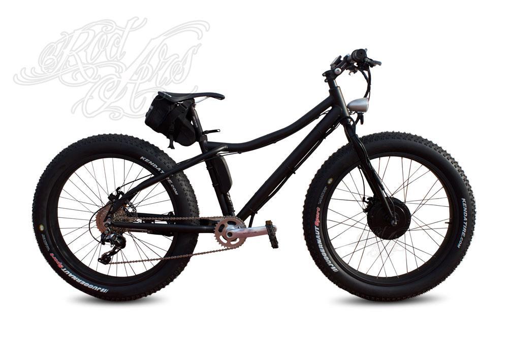 FatAll Bicicleta electrica Fat bike
