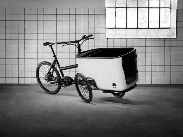 El revolucionario triciclo electrico Mk1