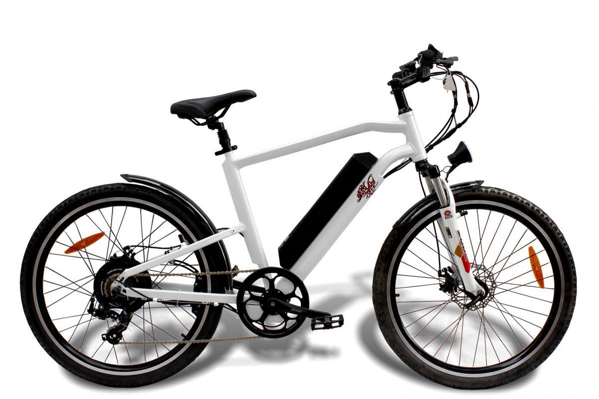 Tangram Bicicleta electrica