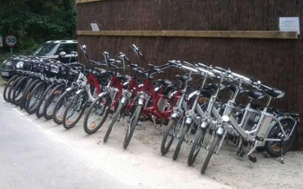 Alquiler bicicletas eléctricas
