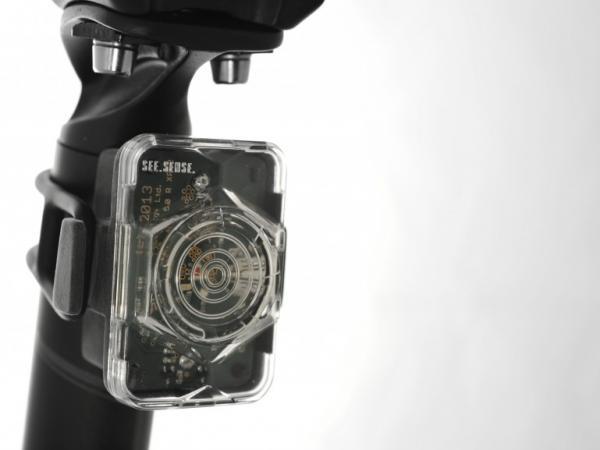 Luz SeeSense se adapta a las condiciones de tráfico y de luz