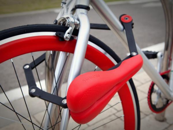 Proteger la bicicleta contra los ladrones
