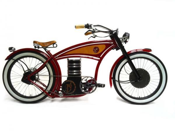 Cruiser Electrica B4