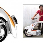 Estudiante de diseño industrial construye Capella, la insuperable bici eléctrica portátil