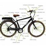 Explicacion partes de la bicicleta electrica, terminología.