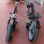 Richi Velilla y sus bicicletas de madera en Discovery Max