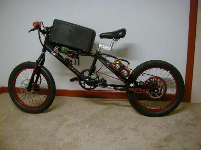 Thud´s bike