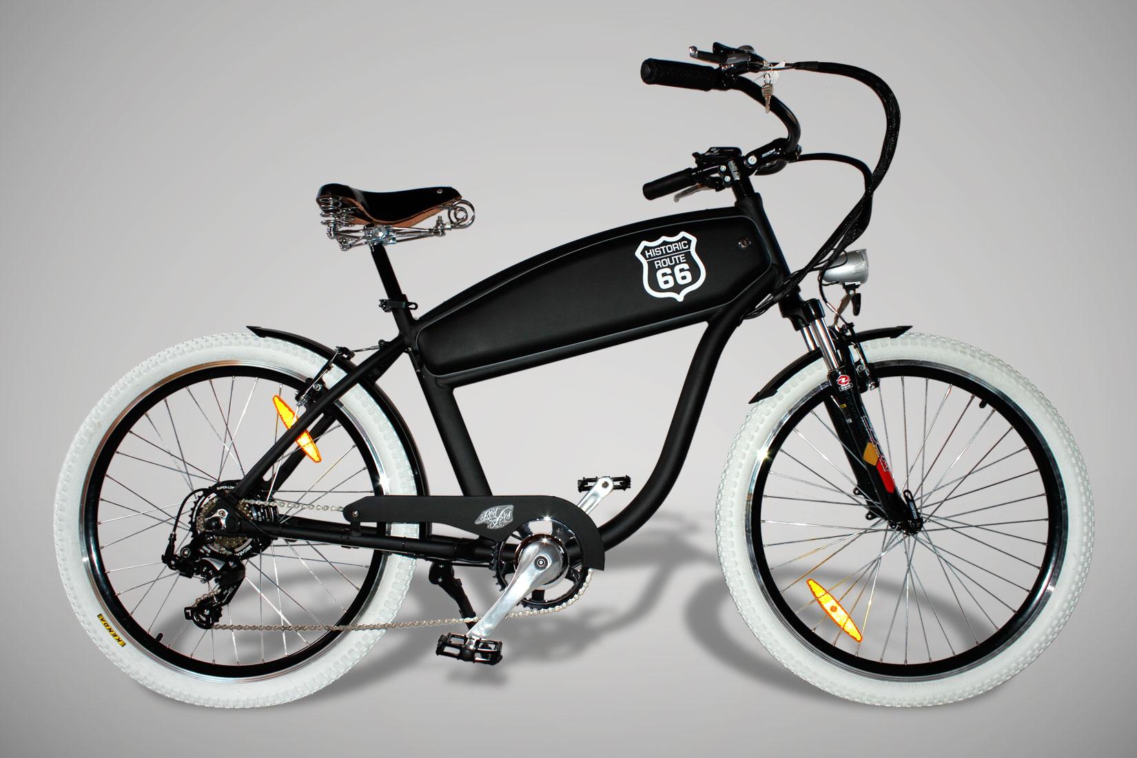 Convertir una bici normal en electrica