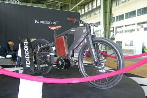 bicicleta electrica blacktrail