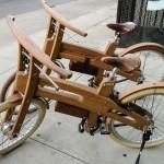 bicis madera