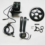 Analisis kit 8Fun Mid-drive 750w