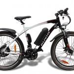 Una bicicleta eléctrica es exactamente