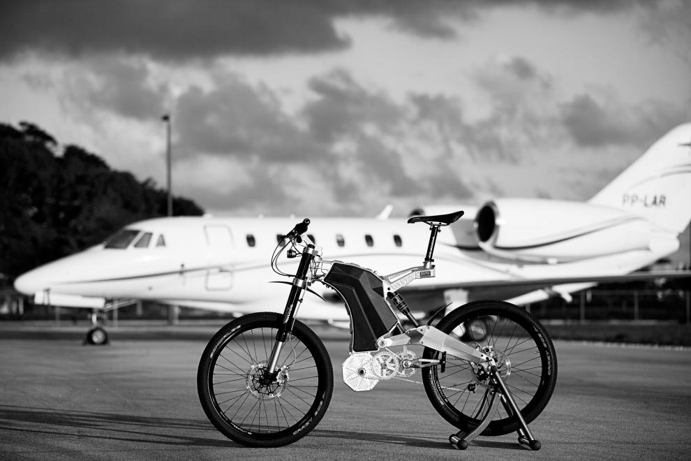 Análisis bicicleta M55 Terminus - Bicicletas Eléctricas