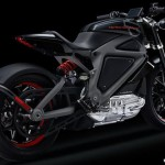 Moto electrica Harley Davidson