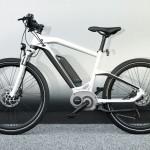 Bicicleta electrica BMW