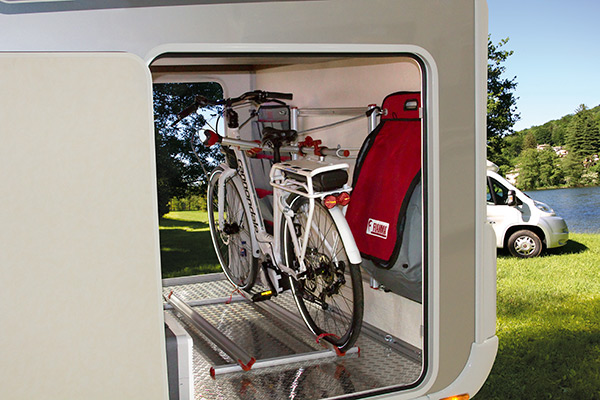 Bicicletas El 233 Ctricas En La Autocaravana Bicicletas