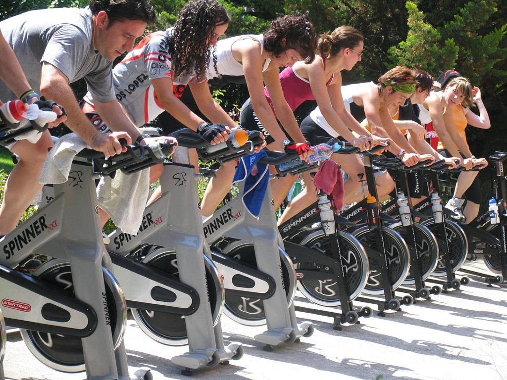 ciclismo y deporte