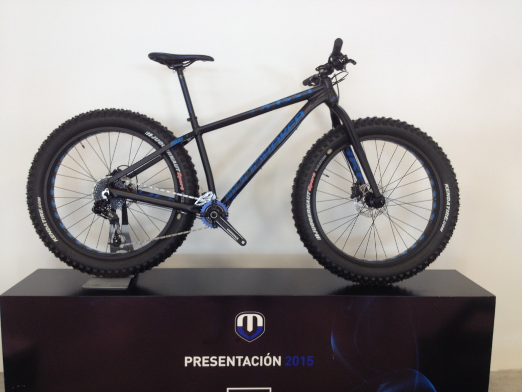 Fat bike Mondraker