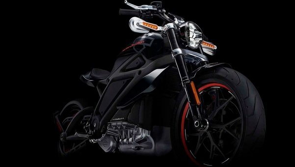 Moto electrica Harley