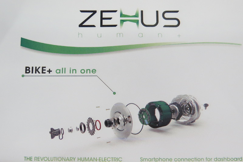zehus kit electrico
