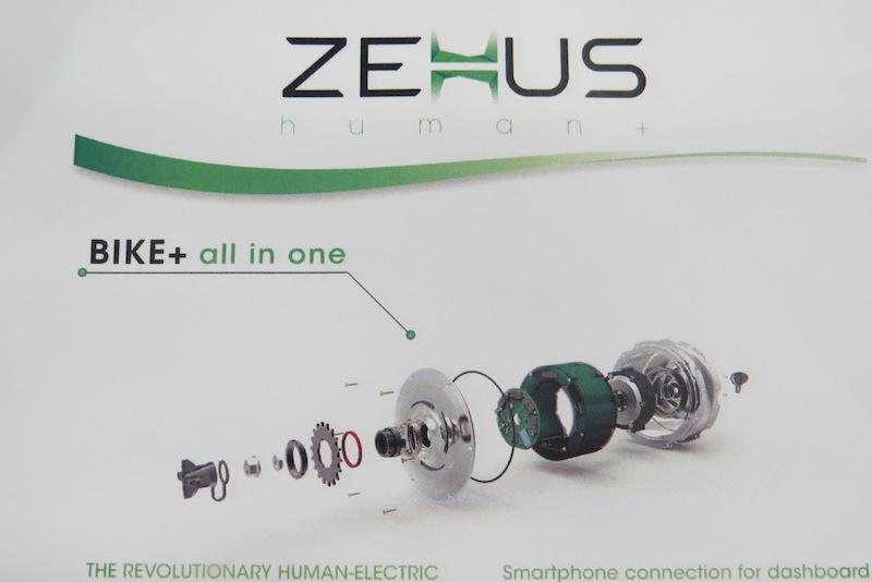 Kit eléctrico Zehus