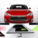 Tesla Programa intercambio de baterías en 90 segundos