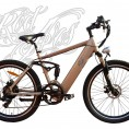 MTB doble suspension Elixyr