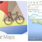 Como encontrar rutas en bicicleta con Google Maps