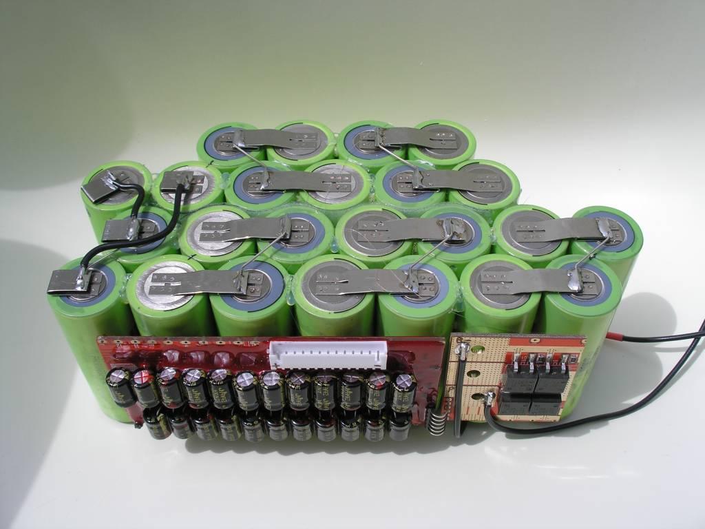 Como Construir Un Pack De Baterias Bicicletas El 233 Ctricas