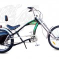 Chopper electrica Red Zepellin