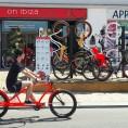 Alquiler bicicletas electricas Ibiza